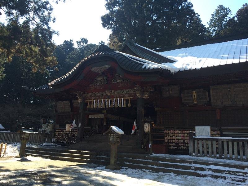 北口本宮浅間神社